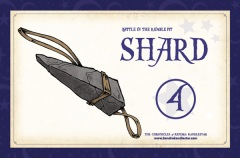 Shard from Greeve Rumble Pit Card.